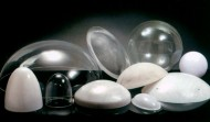 Plastic Domes & Plastic Hemispheres